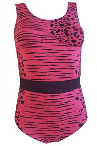 no rain Badeanzug formSchön figurformend starker Shaping-Effekt Swim-wear Einteiler Bauchweg-Badeanzug Große Grössen (XL=46-48)
