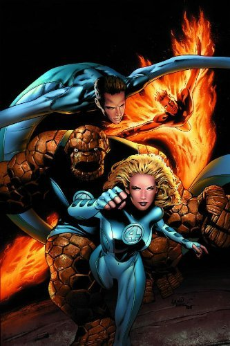 Ultimate Fantastic Four Volume 5: Crossover TPB: Crossover v. 5 (Graphic Novel Pb) by Greg Land (Artist), Mark Millar (12-Apr-2006) Paperback