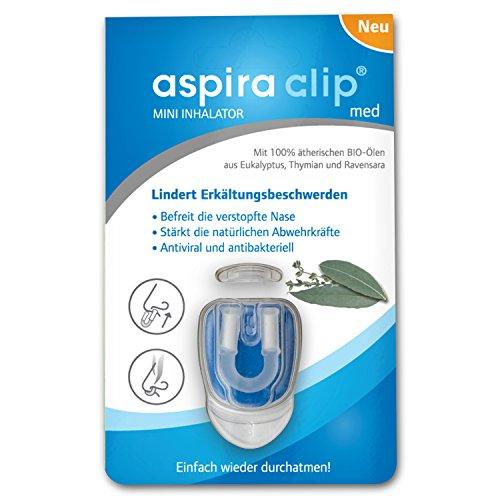 ASPIRACLIP med Mini-Inhalator 1 St