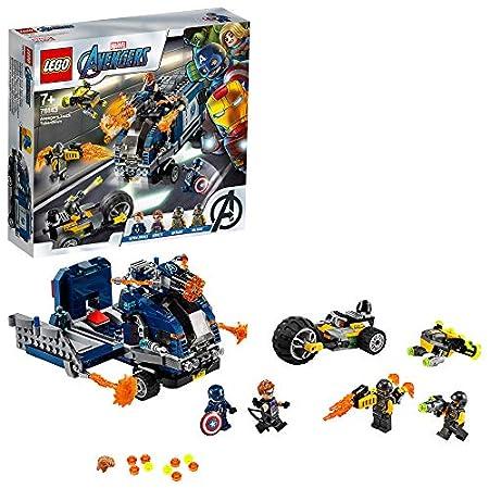 LEGO Avengers - Attacco del camion