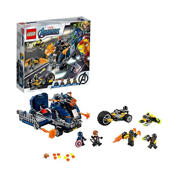 LEGO Avengers - Attacco del camion