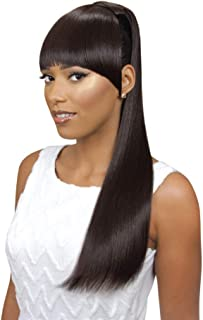 Best ponytail piece with bang Reviews