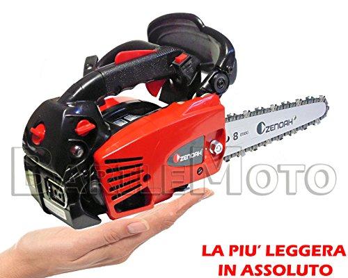 Motosega a Scoppio da Potatura ZENOAH G 2050 T 18,3 cc - 2,4 Kg CARVING 8' LEGGERISSIMA !!