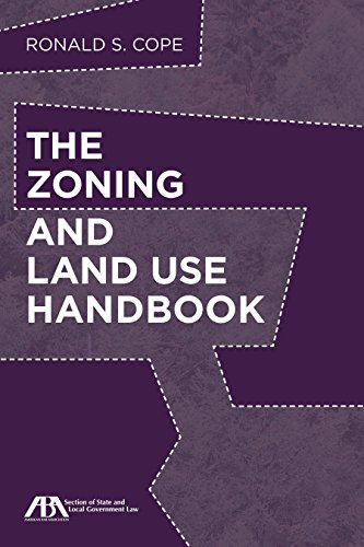 Compare Textbook Prices for The Zoning and Land Use Handbook  ISBN 9781634255097 by Cope, Ronald S.