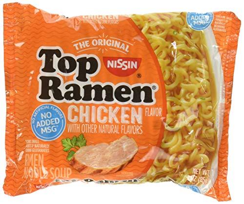 Ramen Noodle Chicken 3 oz pkgs - 5 Pack