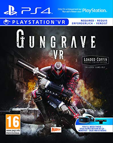 Gungrave VR The Loaded Coffin Edition [Edizione: Francia]