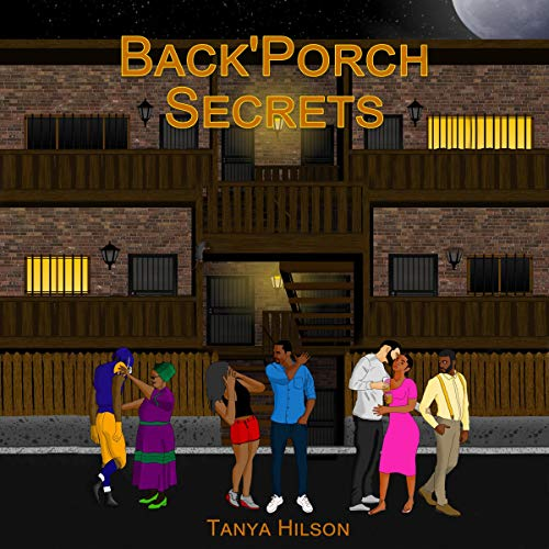 Back Porch Secrets cover art