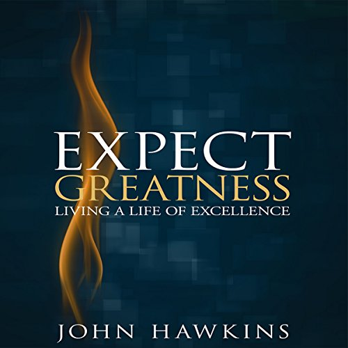 Expect Greatness audiobook cover art