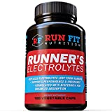 Runner's Electrolytes | Stops Muscle Cramps | 100 Pills! | Boosts Endurance, Avoid Muscle Burnout and Cramps | Made in The USA!