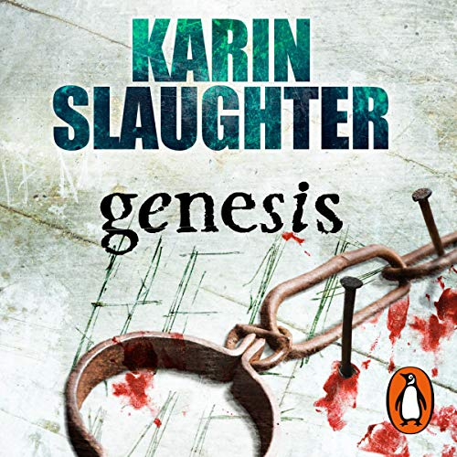 Genesis                   By:                                                                                                                                 Karin Slaughter                               Narrated by:                                                                                                                                 Jennifer Woodward                      Length: 15 hrs and 9 mins     256 ratings     Overall 4.5