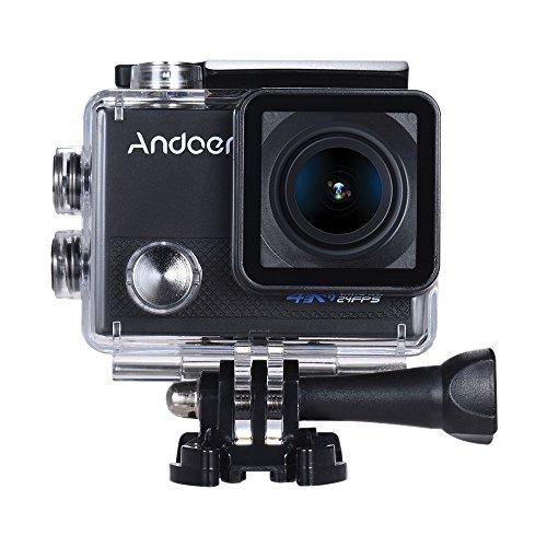 JSD Pro's Andoer AN5000 4K 24fps WiFi Sports Action Camera