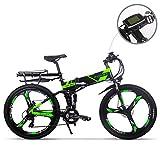 RICH BIT RT860 MTB ebike 250W * 36V * 12.8Ah LG li-Battery Bicicleta Eléctrica Inteligente MTB de 26 Pulgadas