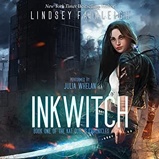 Ink Witch cover art