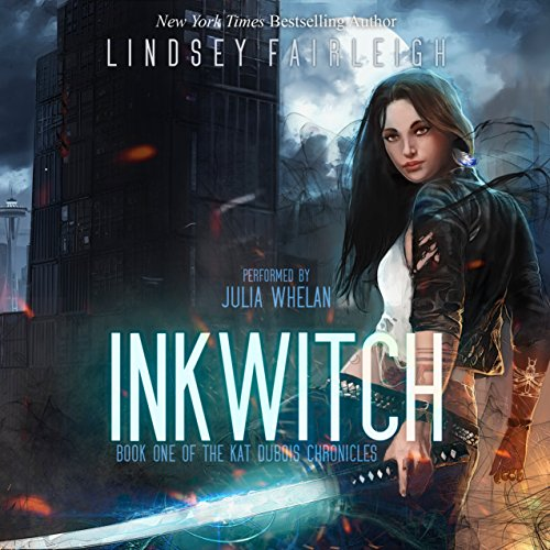 Ink Witch audiobook cover art