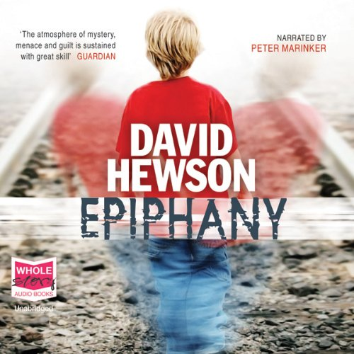 Epiphany audiobook cover art