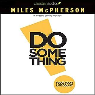 Do Something! audiobook cover art