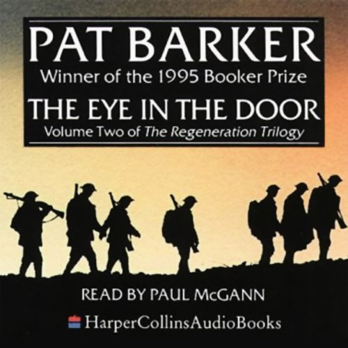 The Eye in the Door audiobook cover art