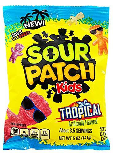 Sour Patch Kids Tropical (12 x 141 g)