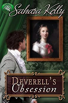 Deverell's Obsession: A Risqué Regency Romance (Regency Rascals Book 3) by [Sahara Kelly]