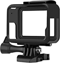 Frame Case for GoPro Hero 7/6/ 5/Hero (2018), Hongdak Frame Mount Housing Protective Shell with Quick Pull Movable Socket ...