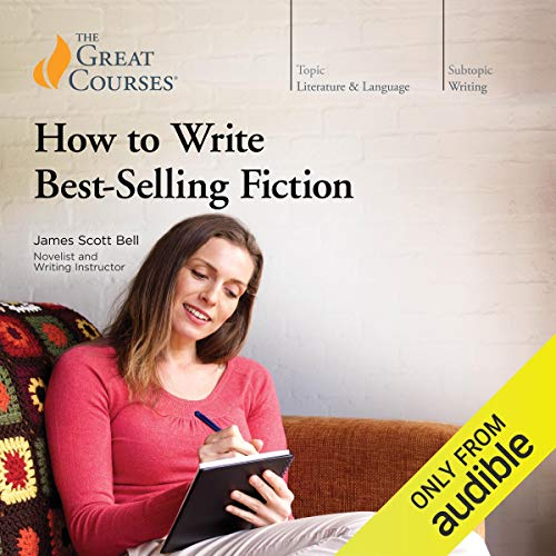 『How to Write Best-Selling Fiction』のカバーアート