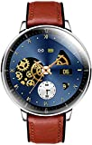 "JIAJBG Reloj Elegante 1,28"" Pantalla Táctil Completa Smartwatch, Ip68 a Prueba de Agua Rastreador de..."