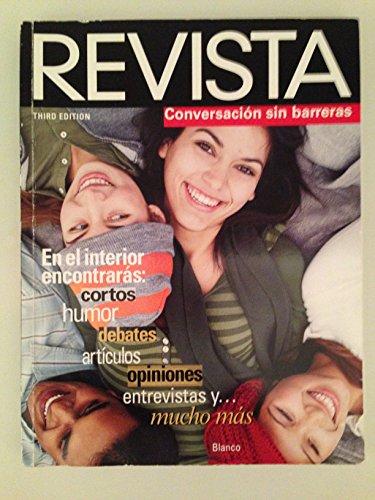 Revista / Magazine: Conversacion Sin Barreras / a Conversation Without Barriers (Spanish Edition)