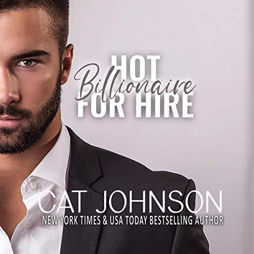 『Hot Billionaire for Hire』のカバーアート