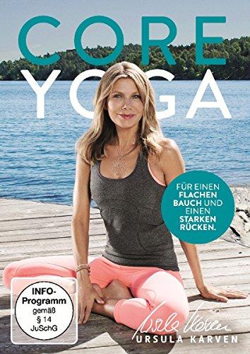 Ursula Karven: Core Yoga - für einen flachen Bauch und einen starken Rücken