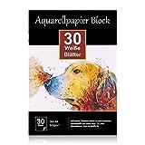 Aquarellpapier 300g DIN A4