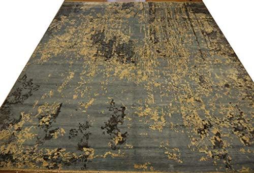 Babak's Oriental Carpets Agra Handmade Indian Rug 10'1'' x 8'0''