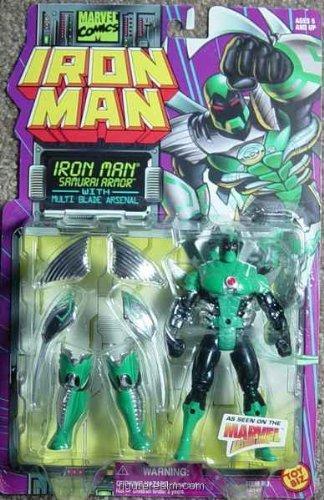 Iron Man  Samurai Armor Iron Man Action Figure