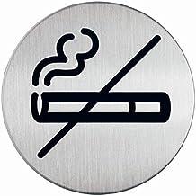 Durable naambordje pictogrammen roken verboten 83 mm 5 stuks