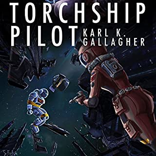 Torchship Pilot                   By:                                                                                                                                 Karl K. Gallagher                               Narrated by:                                                                                                                                 Laura Gallagher                      Length: 13 hrs and 14 mins     13 ratings     Overall 4.5