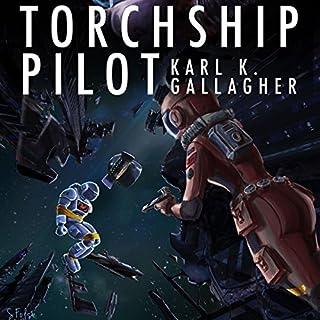 Torchship Pilot audiobook cover art