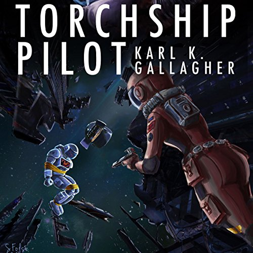 Torchship Pilot audiobook cover art