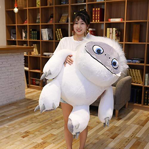weichuang Plush Toys 90cm Película Abominable Monstruo De Nieve Yeti Felpa Lindo Anime Muñeca Juguetes para Niños Regalo