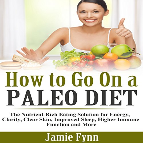 How to Go on a Paleo Diet audiobook cover art