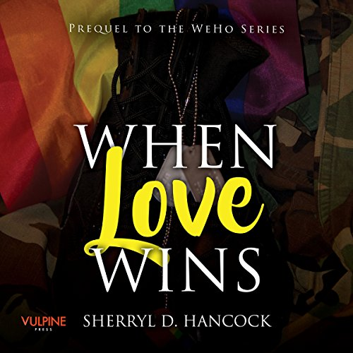 When Love Wins  audiobook cover art