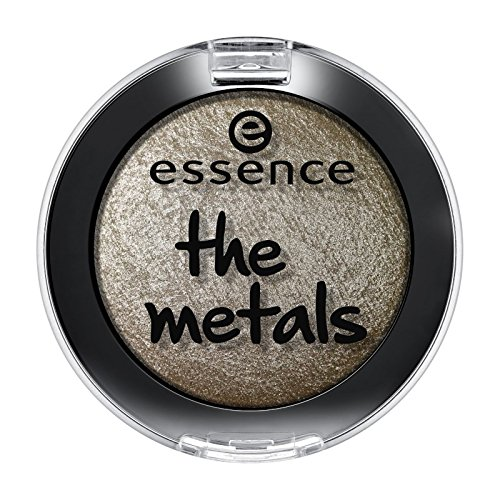 essence - Lidschatten - the metals eyeshadow - 09 patina glow