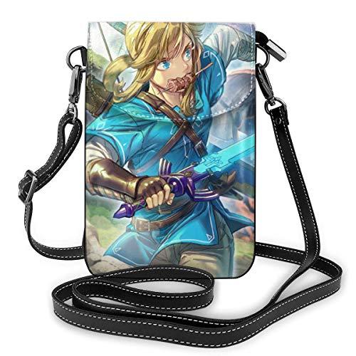 Bandolera Zelda  marca HUSONGHUA