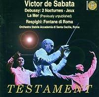 Nocturnes Jeux La Mer by C. Debussy (1998-09-01)