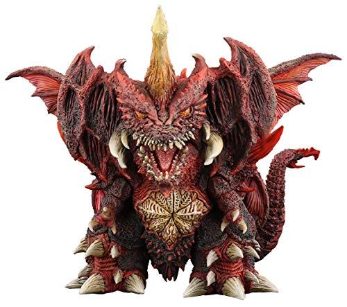X-PLUS Godzilla X Destoroyah: Defo Real Destoroyah Soft Vinyl Statue, Multicolor