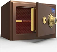 Security Lock Boxes Box Safebox Safes Security, Small Mechanical Key Box Office Home- No Alarm System - Multicolor -35X30X...