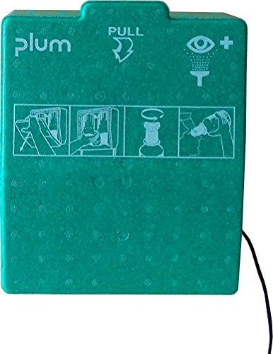 Plum Plus Rinse 46498 Heated Vehicle Eyewash Station, 12