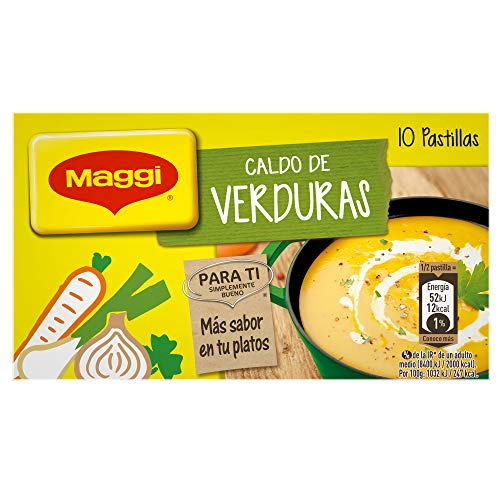 Maggi Caldo de Verdura Deshidratado, 105g