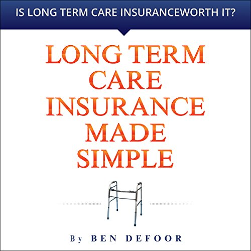 Long Term Care Insurance Made Simple audiobook cover art