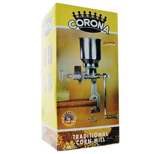 Corona Corn & Grain Mill with High Hopper