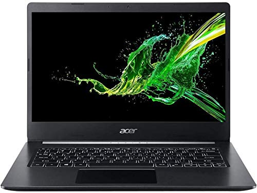 Acer Aspire 5 14-inch FHD (1920x1080) IPS Display Laptop PC, Intel Quad-Core i7-8565U, 8GB DDR4, 512GB SSD, WiFi, HDMI, USB-C, Bluetooth 5.0, Stereo Speaker, Up to 9.5 Hrs Battery, Windows 10 Home