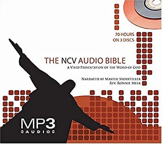 The NCV Audio Bible (A Vivid Presentation of the Word of God)